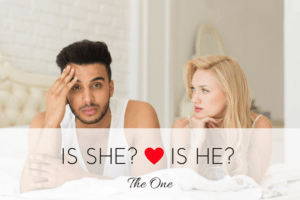 5 Signs He or She Ain't the One