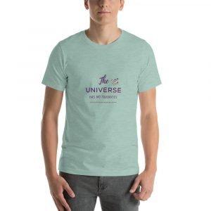 The Universe Short-Sleeve T-Shirt Multi